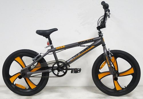 "BMX 20'' FREE STYLE ""ULTIMATE / TOP RIDER"" avec rotor system 360° - roues bâtons"