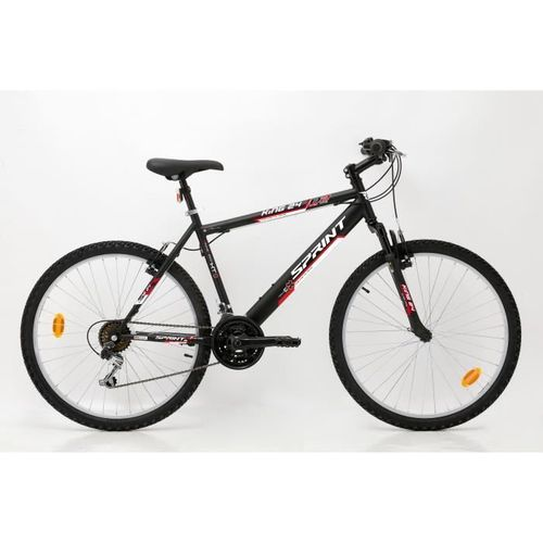VTT 24'' GARCON - 21 VITESSES - FOURCHE TELESCOPIQUE - FREINS V-BRAKE & POTENCE HEADSET