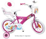 PRINCESS DISNEY Vélo enfant Fille 14'' + CASQUE Princess Inclus!